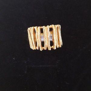 18k HGE Gold  Ring